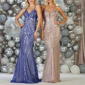New formal prom gown,evening pageant party dress